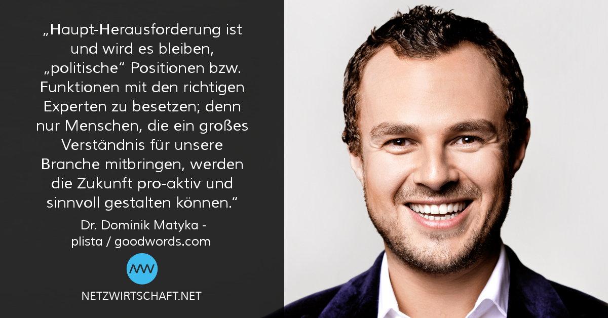 Netzwirtschaft-Interview Dominik Matyka