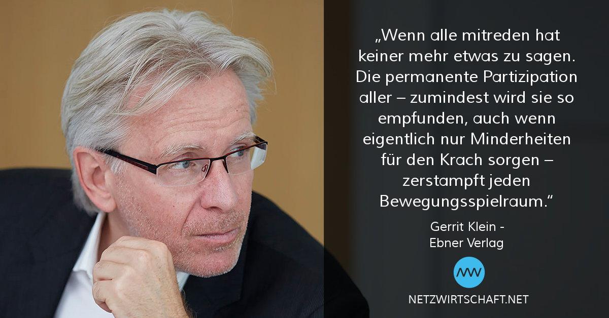 Netzwirtschaft-Interview Gerrit Klein