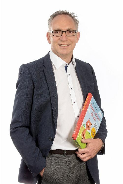 Dr. Jörg F. Maas Stiftung Lesen