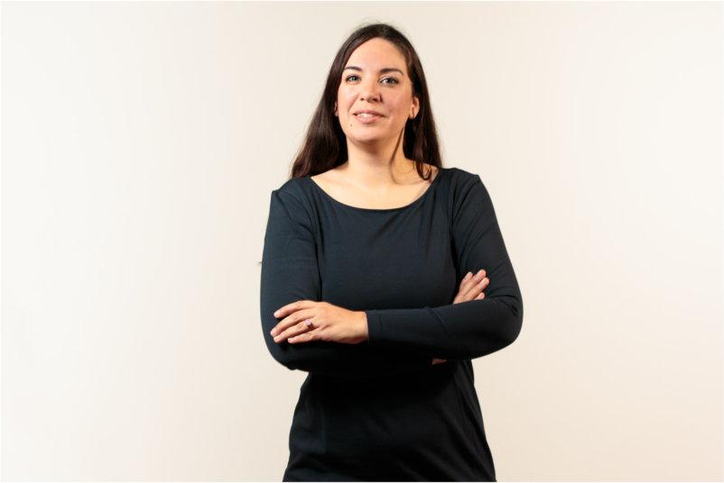 Jill-Evelyn Erlach la marchante
