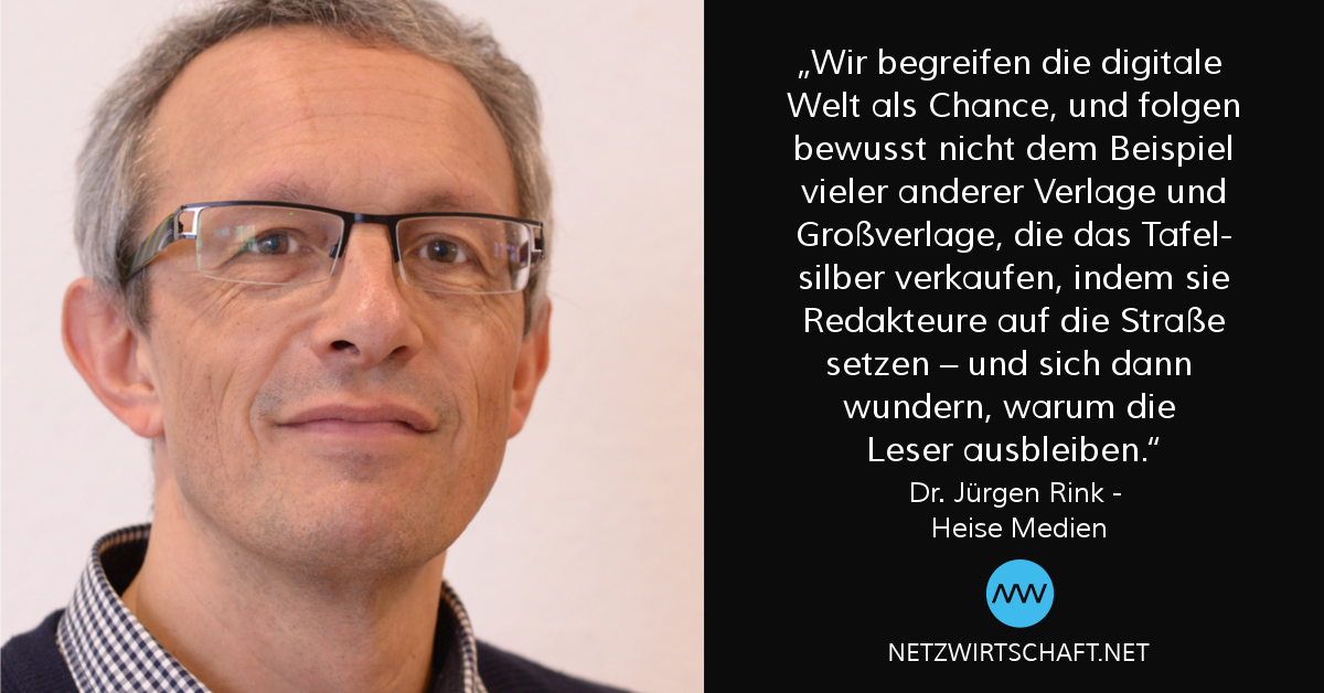 Netzwirtschaft-Interview Juergen Rink