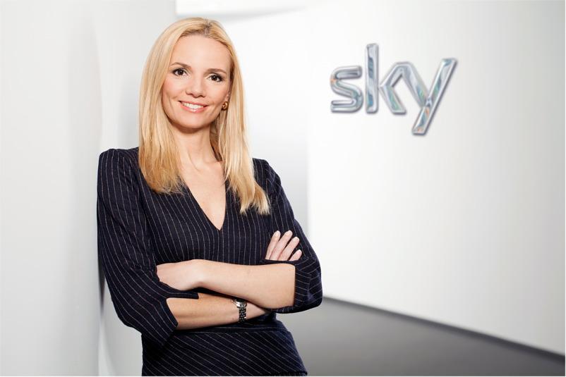 Julia Schuler Sky Deutschland