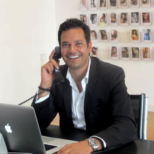 Marco Sinervo MGM Models