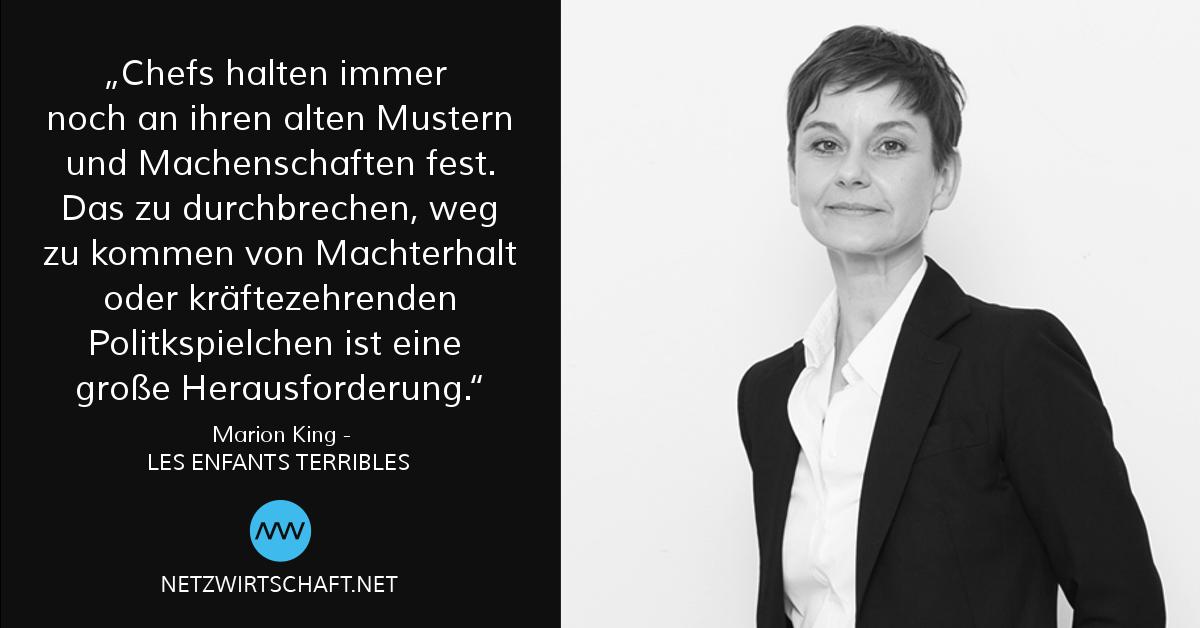 Netzwirtschaft-Interview Marion King