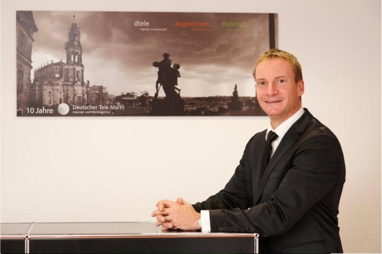 Mark Eckert Deutscher Tele Markt / augensturm.de