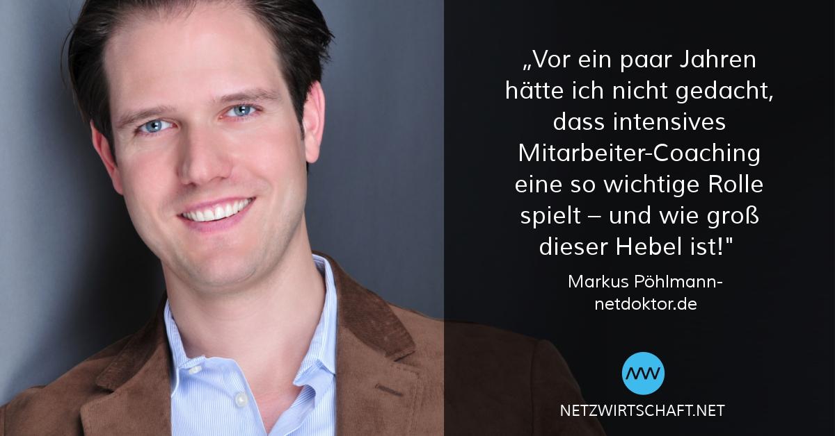 Netzwirtschaft-Interview Markus Pöhlmann