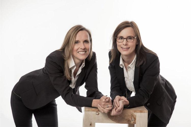 Melanie Syring und Daniela Wittig die pr strategen