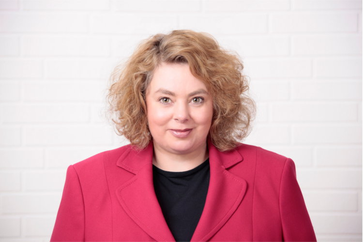 Nadja Amireh Geschäftsführerin wakeup-communications.de
