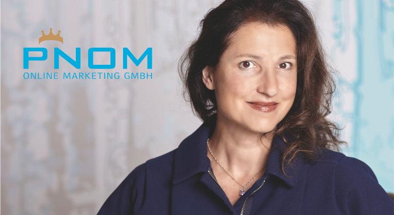 Sabine Prinz PNOM Online Marketing GmbH