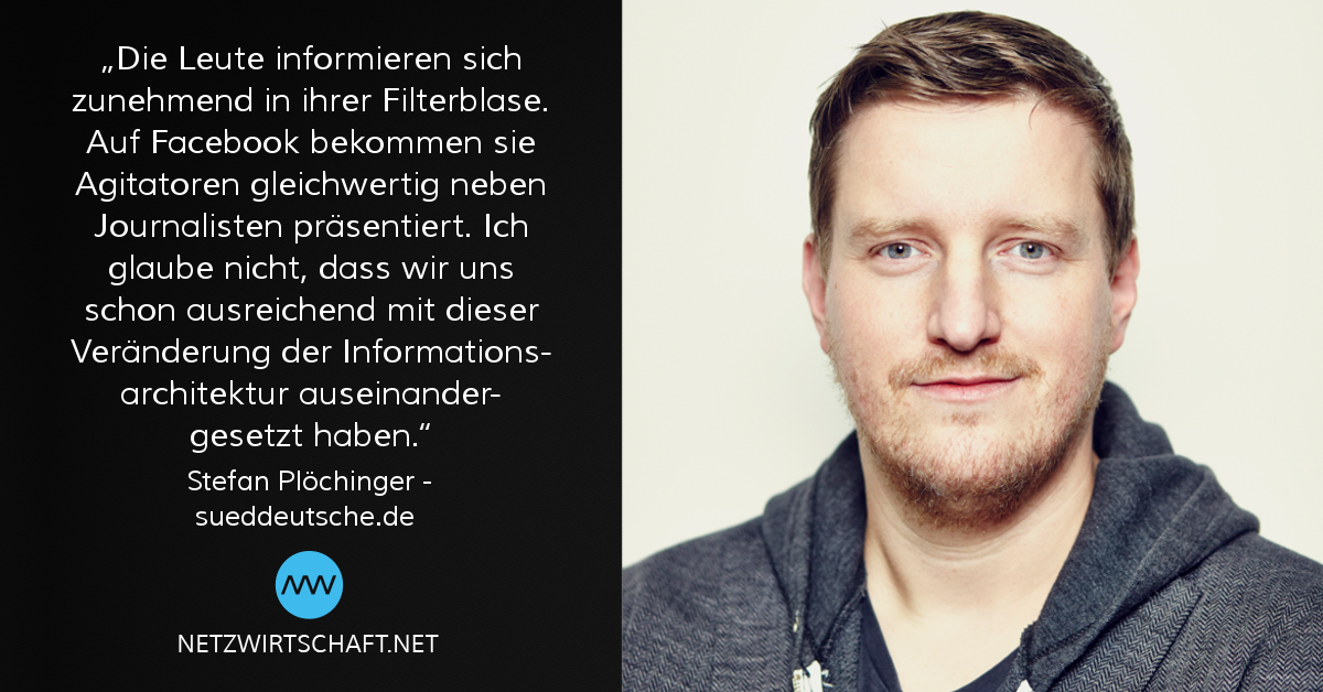 Netzwirtschaft-Interview Stefan Plöchinger