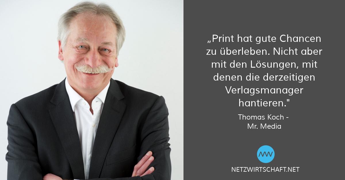 Netzwirtschaft-Interview mit Thomas Koch