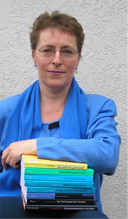 Viola Falkenberg Akademie für Pressearbeit – Pressada