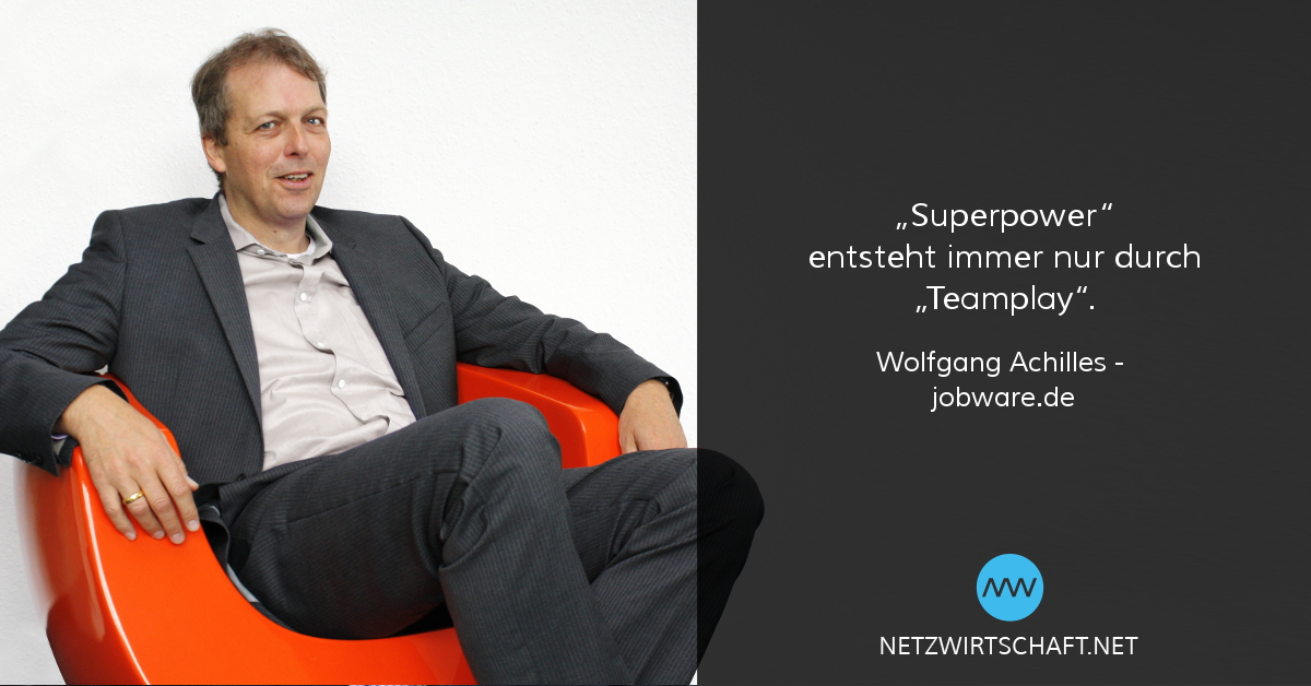 Netzwirtschaft-Interview Wolfgang Achilles